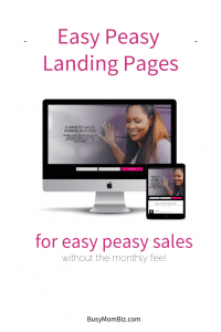 Want to create a sales funnel without spending a ton on landing page software like LeadPages or Clickfunnels? Find out how you can create amazing landing pages in less than an hour with no tech skills needed. Perfect for coaches, VAs and bloggers #wordpress #salesfunnel #coach